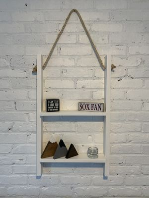 Hanging ladder shelf for Sale in Wakefield, MA