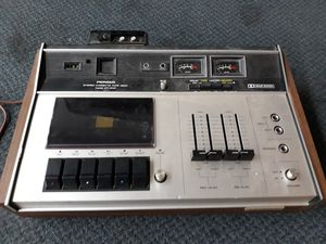 Vintage Pioneer Cassette Player for Sale in Escondido, CA