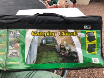 Camping Logic Camping Closet for Sale in Fort McDowell,  AZ