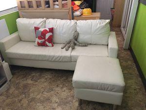 Sofa and ottoman for Sale in San Jose, CA