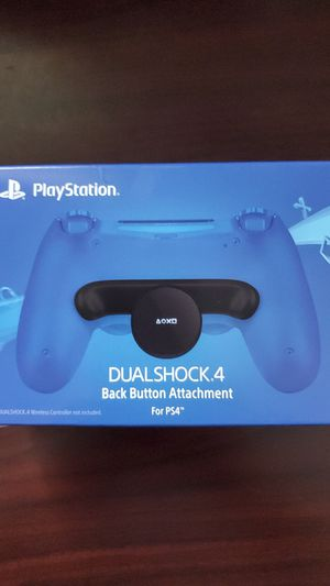 PS4 Dualshock4 button attachment for Sale in Westminster, MA