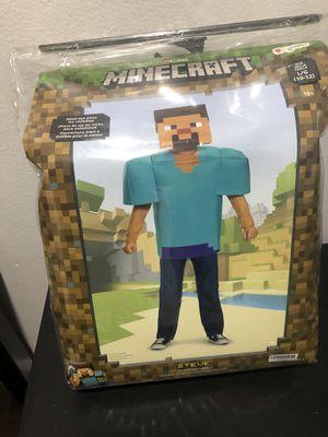 Minecraft Steve Costume for Sale in Pomona, CA