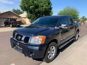 2015 Nissan Titan 4x4 for Sale in Glendale, AZ