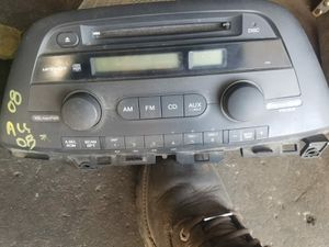 2007-2010 HONDA ODYSSEY RADIO CD MP3 PLAYER RECEIVER UNIT for Sale in Rosemead, CA