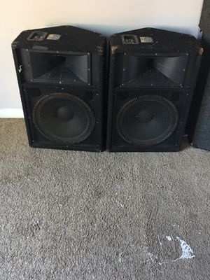 Dj speakers for Sale in Washington, DC
