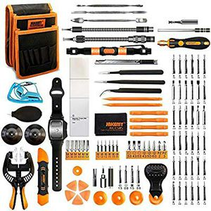 Screwdriver Set, All in 1 with 50 Magnetic Precision Driver Bits, Repair Tool kit with Pocket Tool Bag for Sale in Grand Prairie, TX