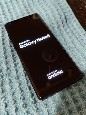 Samsung Galaxy Note 8 for Sale in Vancouver, WA