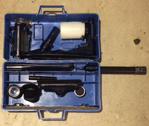 Genuine Kirby Vacuum Accessories w/ Carry Case (Original Tradition 3CB Parts) for Sale in Chula Vista, CA