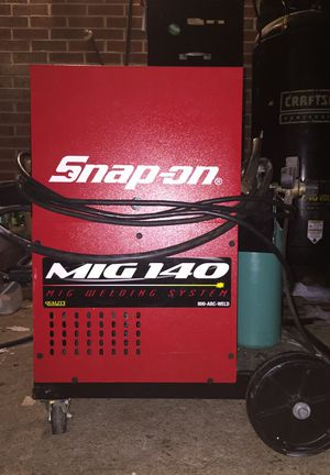 Snap on welding machine for Sale in Durham, NC