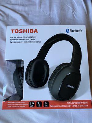 Toshiba Wireless Headphones for Sale in San Diego, CA