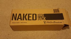 The naked rack for bike by store your board for Sale in Piedmont, CA
