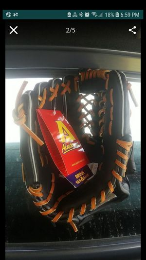 "Baseball gloves, leather 11.5"" for Sale in Whittier, CA"