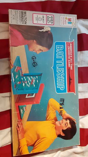 1981 vintage Battleship Board Game for Sale in Great Neck, NY