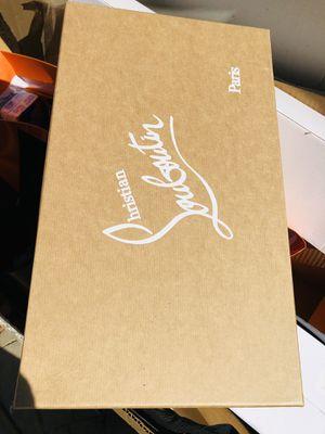 Brand name Louboutin Hermès bags n box.READ DESCRIPTION for Sale in Hacienda Heights, CA