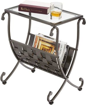 Magazine Rack Side Table for Sale in Addison, TX