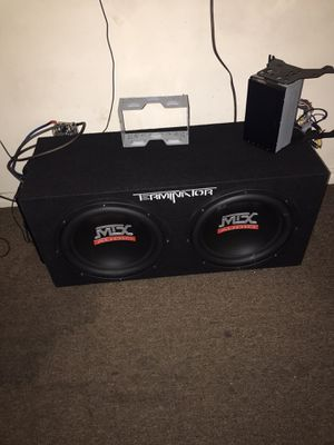 12 inch subs for Sale in Baltimore, MD