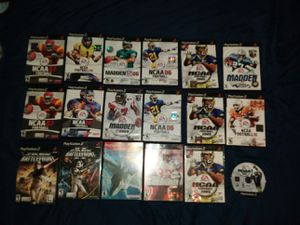 PS2 Games for Sale in Irving, TX