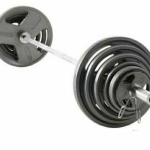 300 Lb Olympic Weight Set for Sale in Santa Clara, CA
