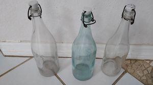 Antique beer bottles for Sale in Punta Gorda, FL