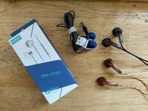 VE Monk Budget Audiophile Earbuds for Sale in Des Plaines, IL