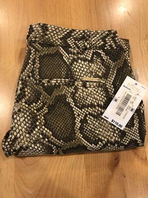 Michael Kors Snakeskin Pants Size 0 - New for Sale in Plano, TX