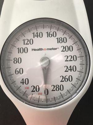 Health o meter scale for Sale in Orlando, FL