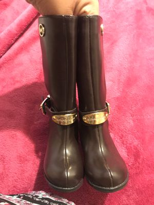 Michael Kors Baby Girl Boots for Sale in Lake Worth, FL