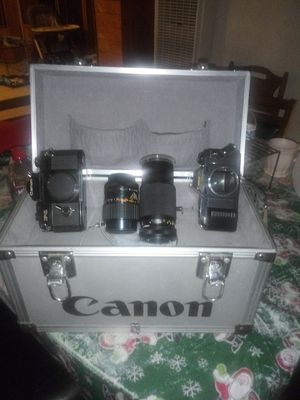 Canon camera equipment and attachments for Sale in El Mirage, CA