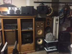 Audio equipment for Sale in Sanger, CA