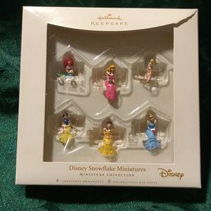 Hallmark ornaments - Disney Princesses for Sale in Austin, TX