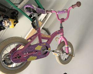 """Girl's Child/Toddler 14"""" Schwinn Bike ~ Like New for Sale in Canton, MI"""