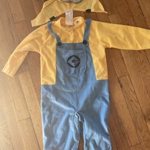 Minion Costume Toddler for Sale in Brooklyn, NY