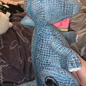 Jurassic World plushy for Sale in Perris, CA