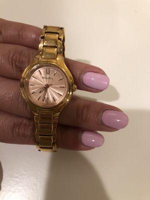 Bulova Rose Gold Watch for Sale in Whittier, CA