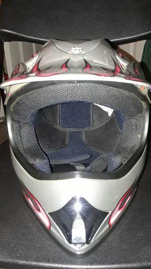 Medium size motorcycle helmet for Sale in Hesperia, CA