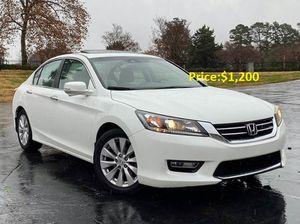 2013 Honda Accord EX-L for Sale in Washington, DC