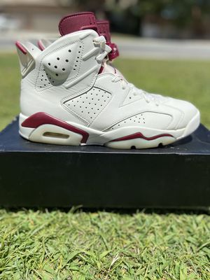 Jordan 6 maroon (2015) for Sale in Bakersfield, CA