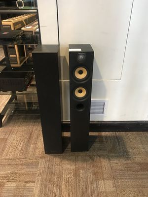 Bowers And Wilkins 684S2 Black for Sale in San Francisco, CA