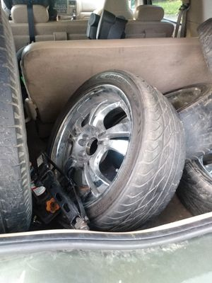 17 inch universe rims for Sale in Cleveland, OH