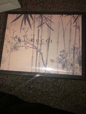 Brand new in box Gucci Bamboo perfume gift set for Sale in Atwater, CA