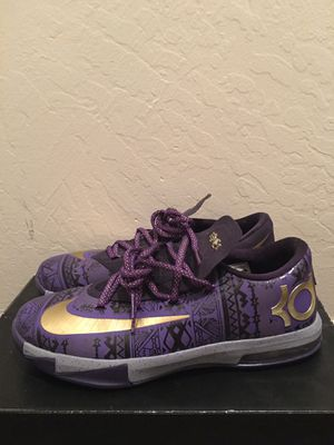 Nike KD Black History Month for Sale in Stockton, CA
