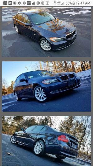 2007 BMW 328xi sport AWD 6-speed manual for Sale in Acton, MA