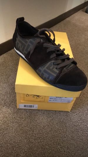 Men's fendi sneakers for Sale in Pittsburgh, PA