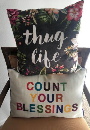 Decorative pillows for Sale in Plantation, FL