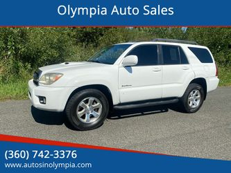 2006 Toyota 4Runner for Sale in Olympia,  WA