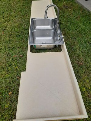 Kitchen sink and cabinet counter top for Sale in Chesapeake, VA