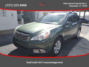 2010 Subaru Outback 2.5i Premium Wagon for Sale in Clearwater, FL