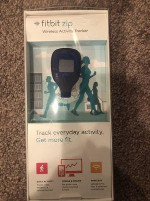 Fitbit zip wireless activity tracker for Sale in Berlin, NJ