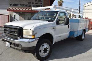 2002 Ford F450 SUPERDUTY XL for Sale in Norwalk, CA