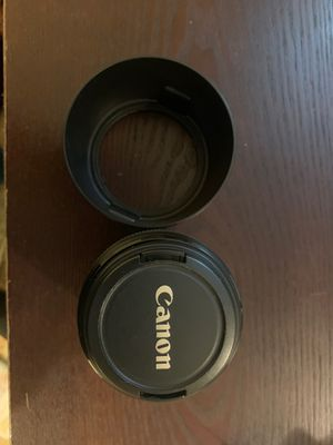 Cannon Lens for Sale in Alexandria, VA
